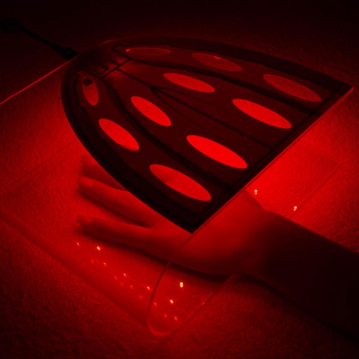 apparecchiature estetiche led mask mani
